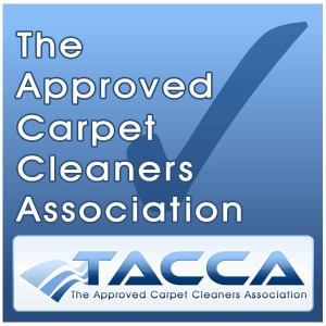 The Carpet Cleaning Pro approved member of The Approved Carpet Cleaners Association