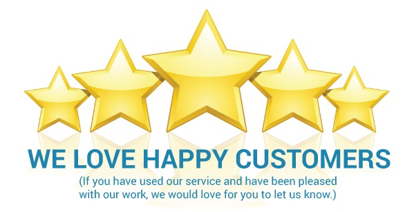 Image result for happy customer feedback
